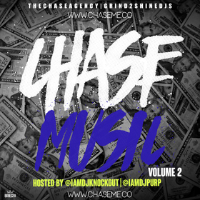 Chase Music Vol. 2 DJ KnockOut front cover