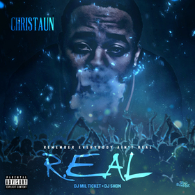 R.E.A.L Christaun front cover