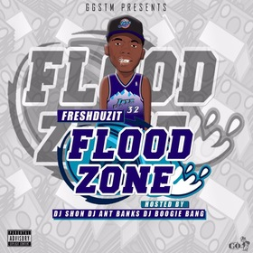 Flood Zone DJ Ant Bank$ front cover