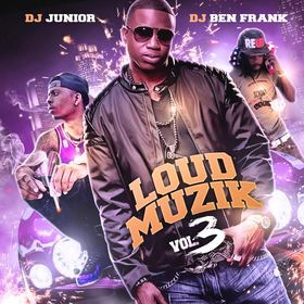 Loud Muzik 3 DJ Junior front cover