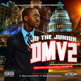 Dreams, Motivation, Victory 2 JD The Junior front cover