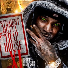 Straight Outta Trap House XI DJ ASAP front cover