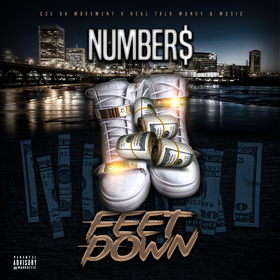 Feet Down CDC Records front cover