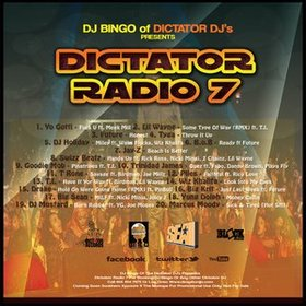Dictator Radio 7 Various Artists front cover