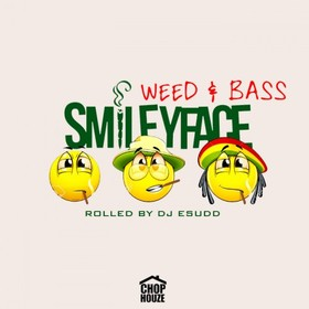 Weed & Bass Smileyface front cover