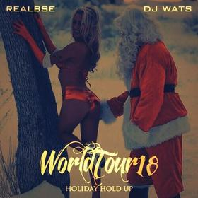 World Tour 18 RealBSE front cover