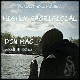 Highly Sacrificial Don Mac front cover