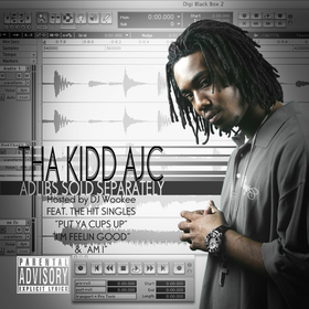 ADLIBS SOLD SEPARATELY Tha Kidd AJC front cover