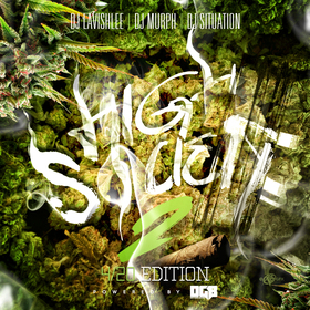 High Society 2 4/20 Edition DJ LavishLee front cover
