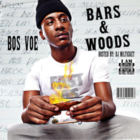 Bars & Woods Bos Voe  front cover