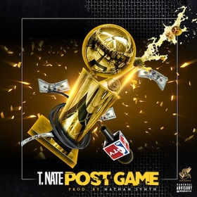 #PostGameEP Official T. Nate front cover