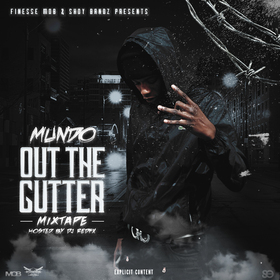 Dj RedFx & Mundo Present Out The Gutter Dj RedFx front cover