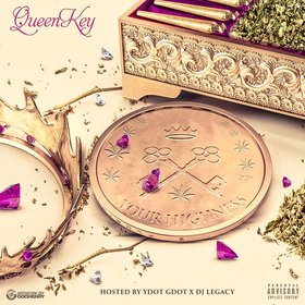 Your Highness Queen Key front cover
