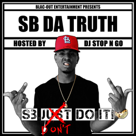 SB Don't Do It SB Da Truth #662 front cover