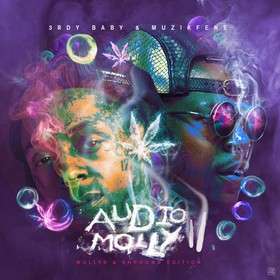 Audio Molly 11 3rdy Baby front cover