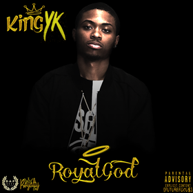 King YK - Royal God DJ Chase front cover
