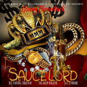 Sauce Lord GloThrow front cover