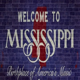 Welcome To Mississippi DJ Stop N Go front cover