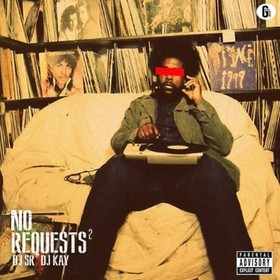 No Requests 2 DJ S.R. front cover