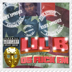 05 Fuck Em Lil B front cover
