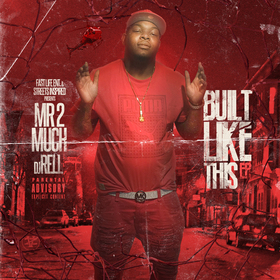 Built Like This Ep Mr2Much4 front cover