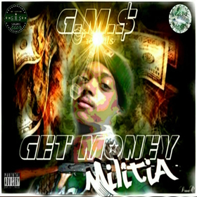 Jay Da Great - Get Money Militia Sky Life Reik front cover