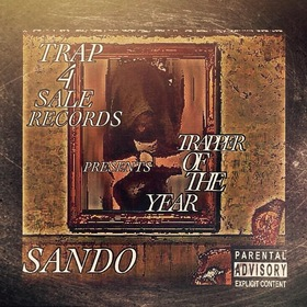 Sando - Trapper Of The Year Various Artists front cover