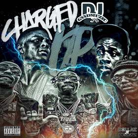 Charged Up DJ Gxxd Muzic front cover