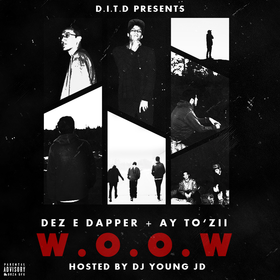 W.O.O.W DJ Young JD front cover