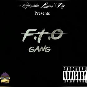 F.T.O Gang Lil MaN front cover