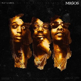 No Label 3 Migos front cover