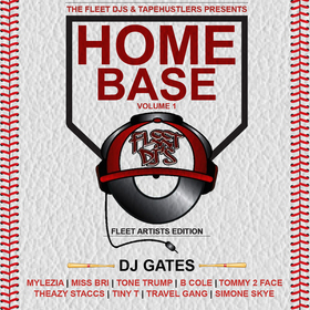 Home Base Volume 1 Various Artists front cover