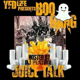 juice talk boo gang front cover