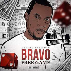 Free Game (No DJ) DSD1 Bravo front cover
