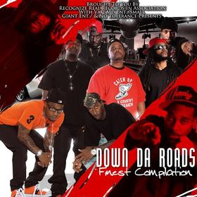 Down Da Road Finest Vol. 1 Various Artists front cover