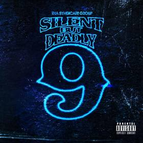 Silent But Deadly Vol. 9 DJ Infamous front cover
