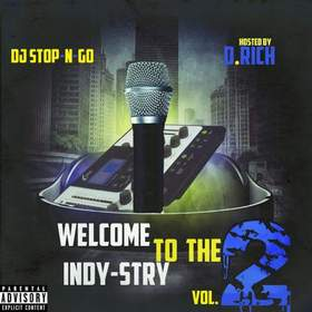 Welcome To The Indy - Stry Vol.2 DJ Stop N Go front cover