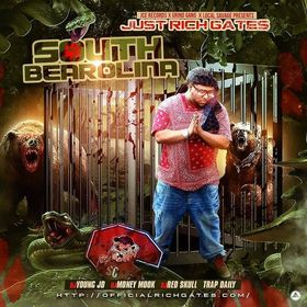 South Bearolina Just Rich Gates front cover