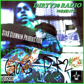Gas pt.2 DIRTY30RADIO front cover