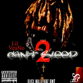 Can't Sleep 2 Lil VeaNo front cover