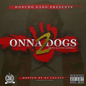 Onna Dogs 2 Monte Da Yung General  front cover