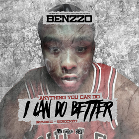 ANYTHING YOU CAN DO I CAN DO BETTER Benzzo 10k front cover