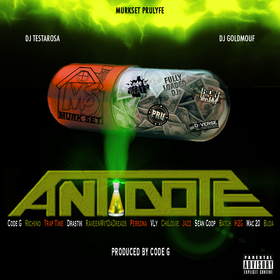 Antidote MurkSet front cover