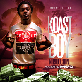 The Koastboy Introduction Koastboy Mook front cover