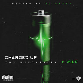 Charged Up P-Wild front cover