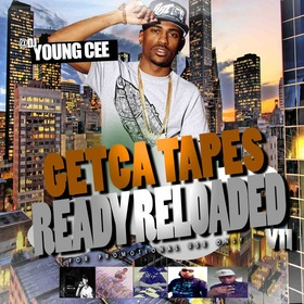 Dj young Cee- Getcha Tapes Ready Reloaded VOL 11 Dj Young Cee front cover