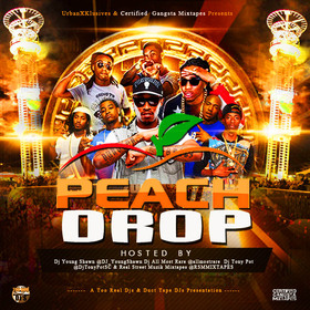 Peach Drop DJ All Most Rare front cover