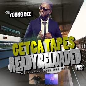 DJ YOUNG Cee- Getcha Tapes Ready Reloaded VOL 13 Dj Young Cee front cover