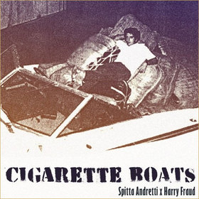 Cigarette Boats Curren$y front cover