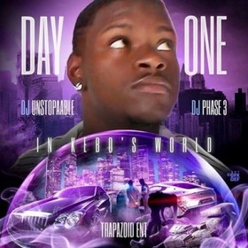Day One (In Kebo's World) DJ Phase 3 front cover
